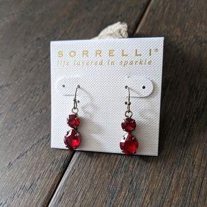 Red SORRELLI Earrings